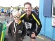 Jonathan Djanogly taking part in the Huntingdon 10k run on Sunday 21 June.