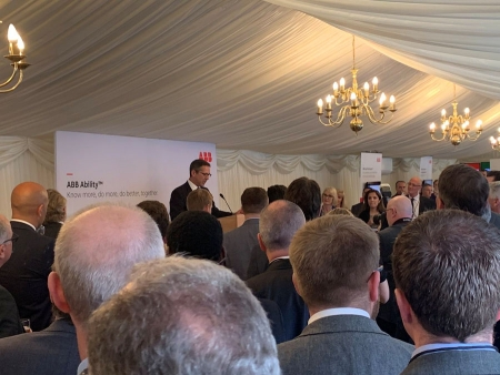ABB Limited Parliamentary Reception