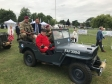 Jonathan supporting celebrations of Armed Forces Day in St Neots.