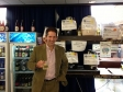 Jonathan Djanogly at the CAMRA 'Booze on the Ouse' beer festival at the Burgess Hall, St Ives