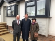Jonathan Djanogly MP visits Berkeley Parks' site in St Ives