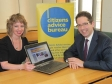 Jonathan Djanogly attends Parliamentary launch of the Citizens Advice consumer service