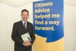 Jonathan Djanogly MP celebrates work of Citizens Advice in Huntingdonshire