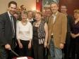 Jonathan Djanogly opens the new debt advice centre at Huntingdon Community Church on Friday 23 January
