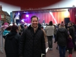 Jonathan Djanogly takes part in the festivities at the St Ives Christmas Lights