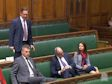 Jonathan Djanogly MP speaking in the House of Commons