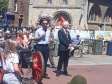 Jonathan officially opening the first Huntingdon History Festival