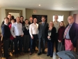 Jonathan Djanogly meeting with Godmanchester businesses and the Town Mayor at their regular networking group.