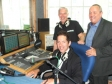 Jonathan Djanogly at the official launch of the new Huntingdon radio station HCRFM