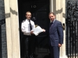 Jonathan Djanogly MP petitions the Prime Minister to protect services at Hinchingbrooke Hospital