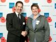 Jonathan Djanogly meets new Royal British Legion Area Manager, Kate Williams
