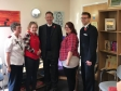 MP visits Salvation Army centre at Kings Ripton Court