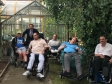New greenhouse and garden opening at The Manor, Brampton