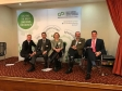 Jonathan joining the panel at the Local Enterprise Partnership's Q&A event