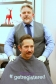 Jonathan Djanogly marks the end of 'Movember' - before the shave