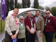 Jonathan Djanogly at the Huntingdon Riverside Gala on Saturday 8th June 2013.