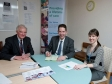 Jonathan Djanogly signs up to become a member of Cambridgeshire Community Services' aspirant Foundation Trust