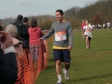 Jonathan Djanogly runs a mile at Hinchingbrooke Park in support of Sports Relief.